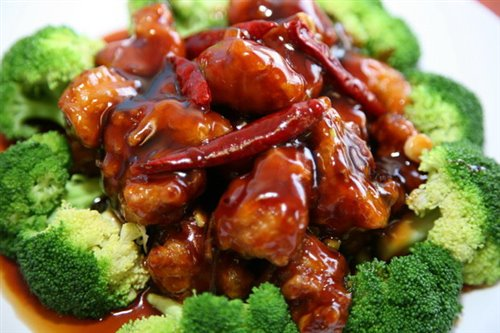 General Tao' Chicken